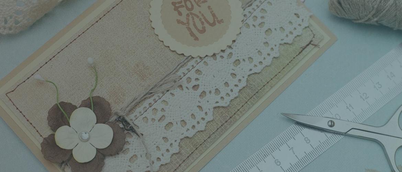 Beautiful handmade craft